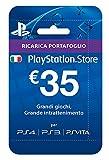 Playstation: Live Card Hang 35 Euro