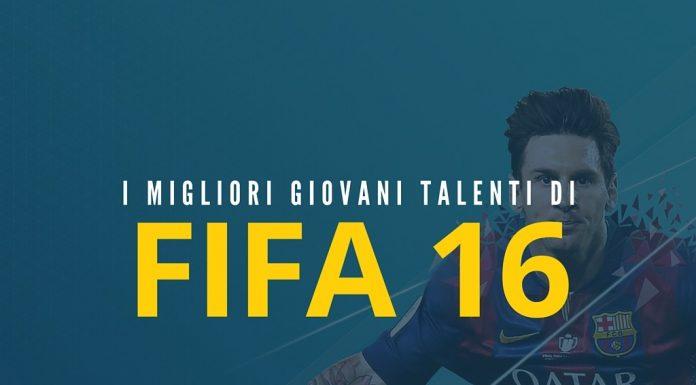 i MIGLIORI GIOVANI TALENTI DI FIFA 16