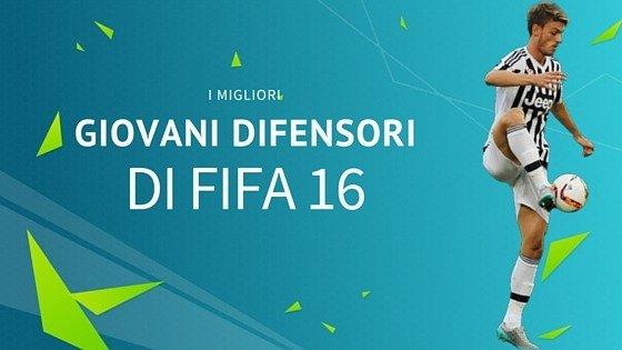 giovani difensori Fifa 16