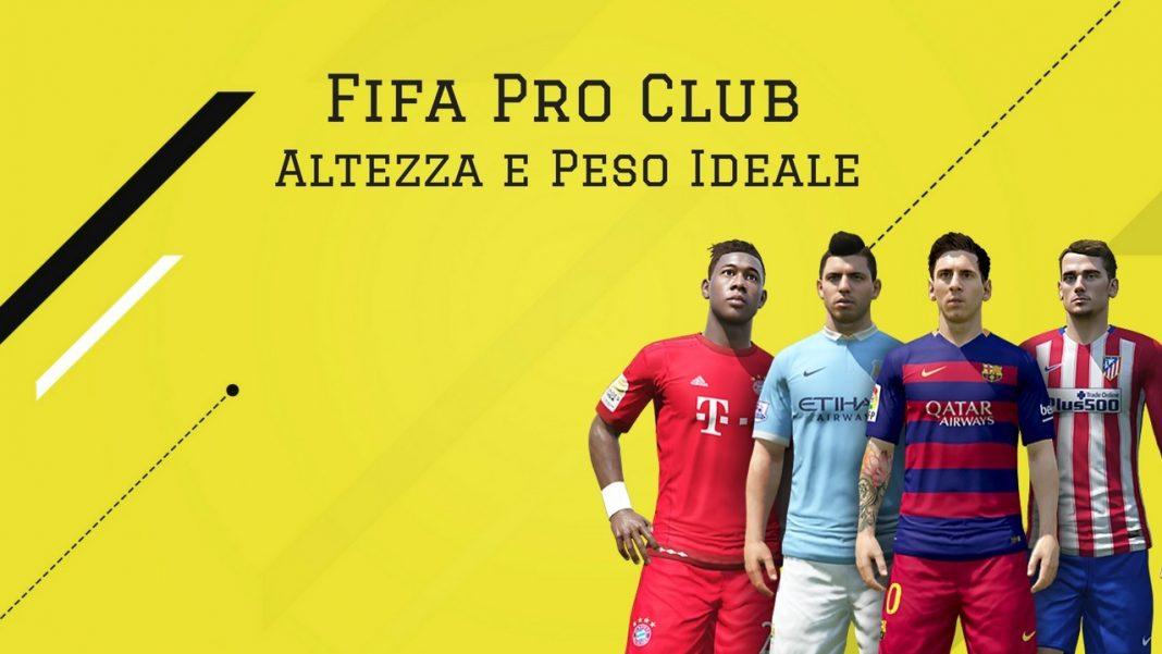 fifa pro club