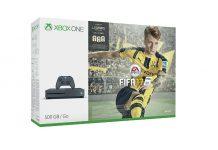 offerta Amazon Xbox S Storm Gray con Fifa 17