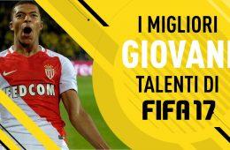 Talenti Fifa 17 Lista Completa