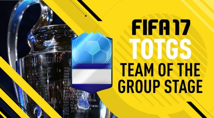 TOTGS Fifa 17 Ultimate Team