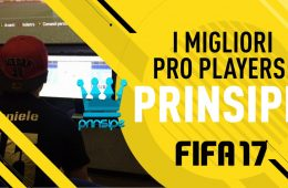 Prinsipe Intervista Pro Player Fifa 17