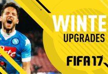 Winter Upgrade Fifa 17