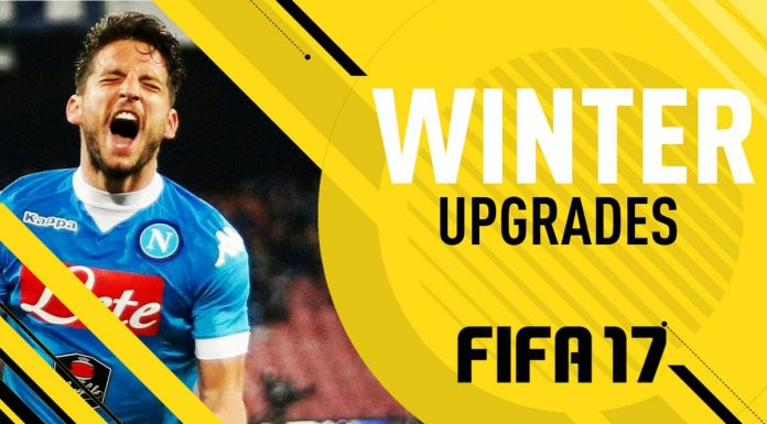 Winter Upgrade Fifa 17