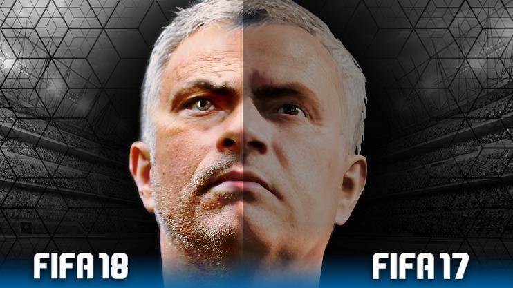 Fifa 18 grafica