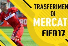 Trasferimento di Mercato Invernale FIfa 17