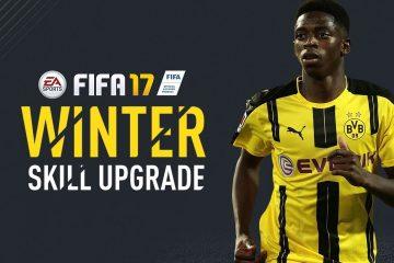Fifa 17 Upgrade stelle skill e piede debole