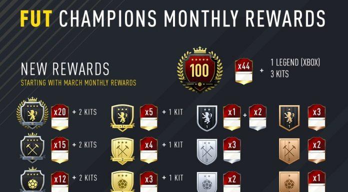 Premi Mensili Fut Champions. Si cambia!