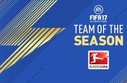 TOTS Bundesliga Fifa 17 Ultimate Team