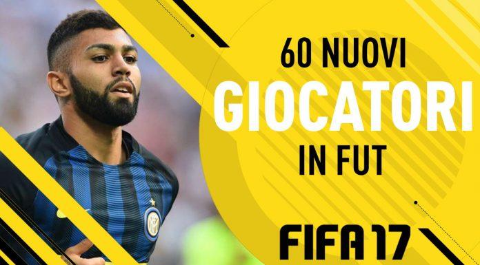 Gabigol aggiunto in FUT insieme a 60 altri giocatori