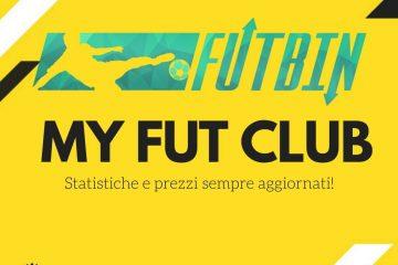 Futbin My Club