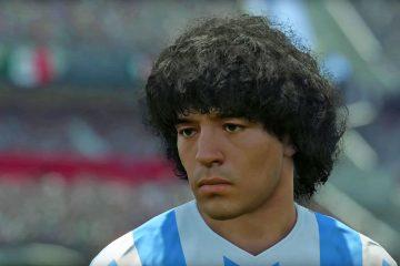 Maradona non sarà in Fifa 18. E' diventato PES Ambassador