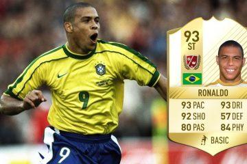 Ronaldo Leggende Fifa 18