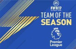 TOTS Premier League Fifa 17 BPL