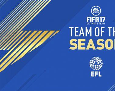 TOTS EFL Championship Fifa 17