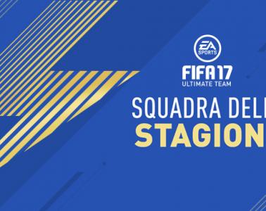 TOTS FIFA 17 Squadra della Stagione