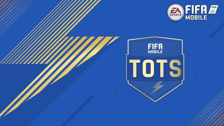 TOTS FIFA Mobile