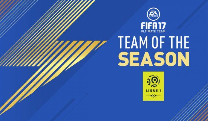 TOTS Ligue 1 Fifa 17