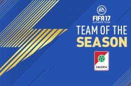 TOTS SERIE A Fifa 17