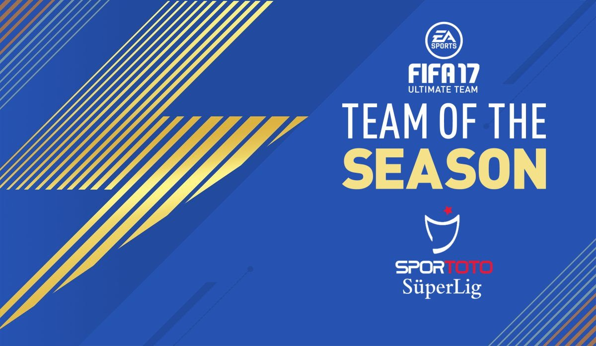 TOTS Superlig Fifa 17 Turchia