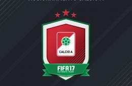 Aggiornamento Calcio A