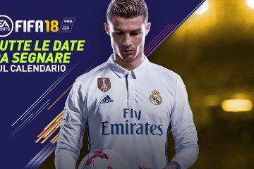 Fifa 18 Data uscita demo
