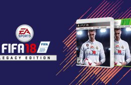 Legacy Edition Fifa 18