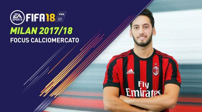 Milan Fifa 18