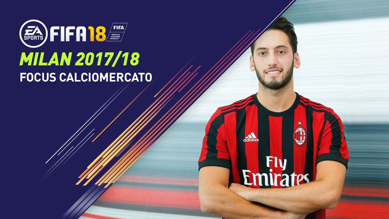 Terza Maglia AC Milan ANDREA CONTI