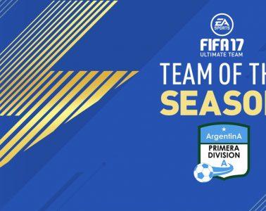 TOTS Primera Division Argentina