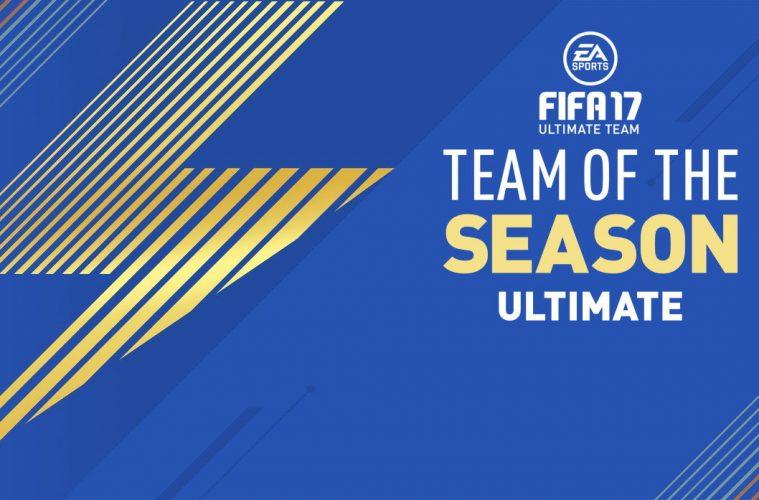 TOTS Ultimate Fifa 17
