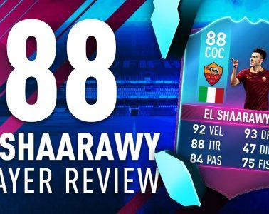 El Shaarawy SBC Premium