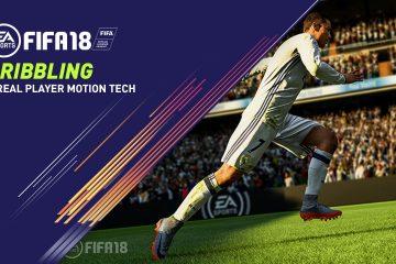 Fifa 18 Dribbling