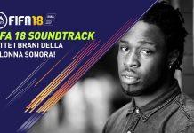 Fifa 18 Soundtrack Colonna Sonora