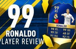 Cristiano Ronaldo TOTS