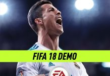Data uscita demo Fifa 18