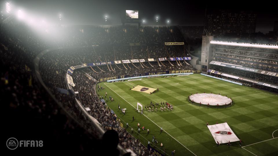 Fifa 18 Stadi Atmosfere Tifosi