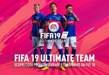 Fifa 19 Ultimate Team Conservare Trasferire Crediti
