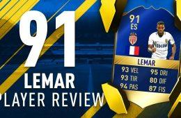 Lemar TOTS