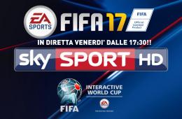 Sky Sport FIWC FIFA 17