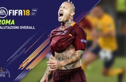 Fifa 18 Valori giocatori Roma Overall