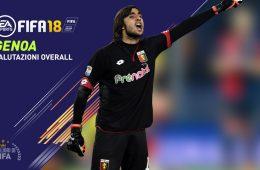 Fifa 18 Genoa Valori OVerall Giocatori
