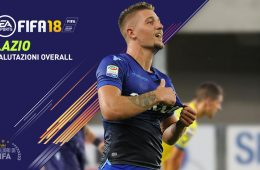 Fifa 18 Lazio Overall Valori Giocatori