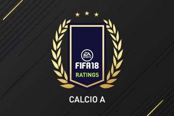Fifa 18 Migliori Giocatori Serie A