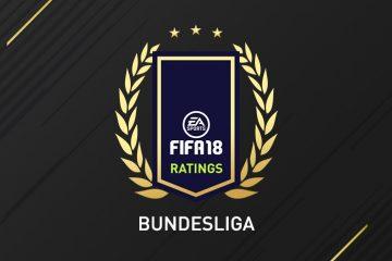 Fifa 18 Bundesliga Migliori