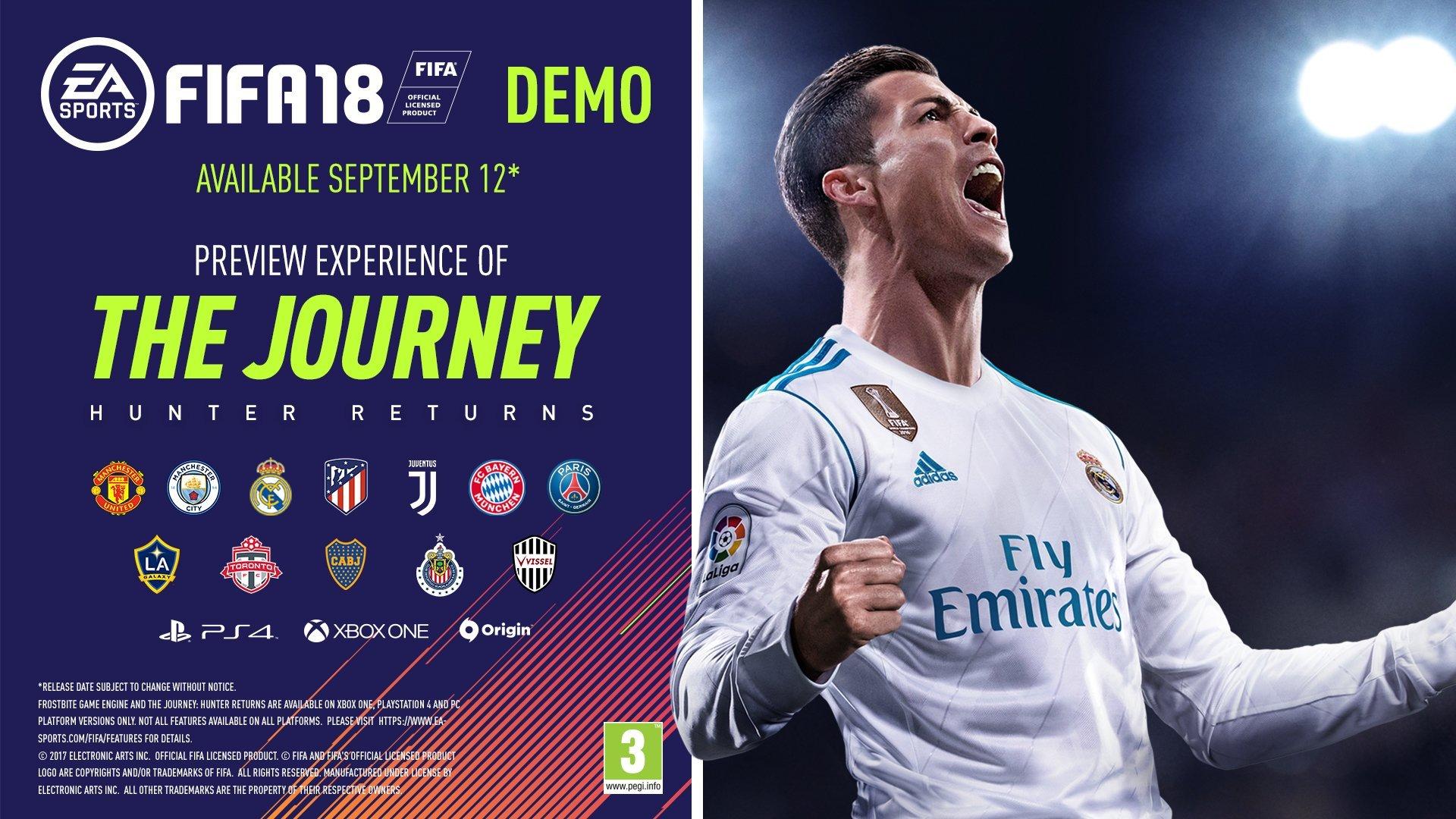 Demo Fifa 18