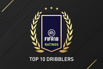 Fifa 18 miglior dribbling