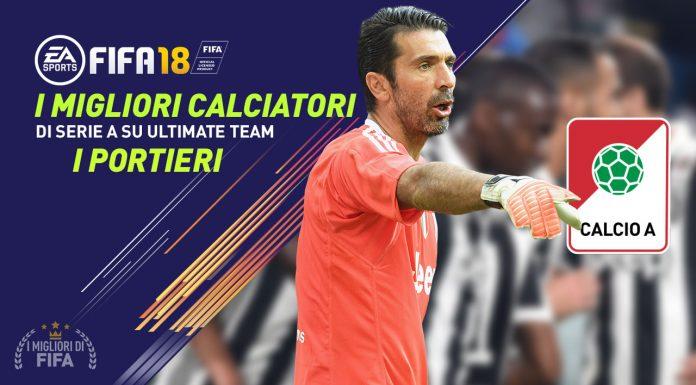 Fifa 18 Serie A Migliori giocatori Ultimate Team